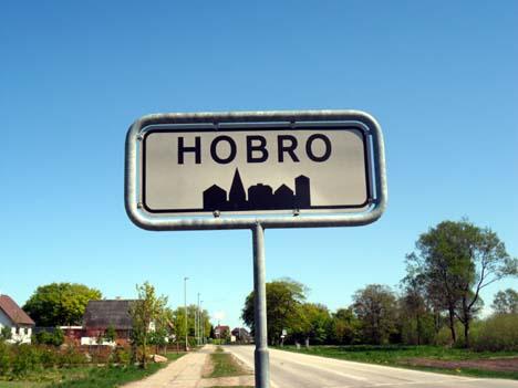TV2 Nord i aften: Vejarbejde lukker butikker i Hobro